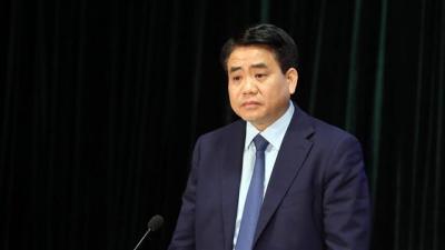 Ông Nguyễn Đức Chung bị khởi tố tội danh thứ 3, liên quan đại án Nhật Cường