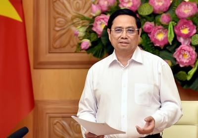 Thủ tướng: 'Không thể dùng biện pháp cách ly, phong tỏa mãi được'