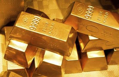 Vàng thế giới lại giảm khi đồng USD khởi sắc