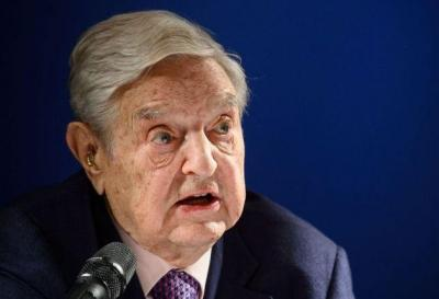 George Soros: Nhà đầu tư vào Trung Quốc đối mặt với thực tế phũ phàng