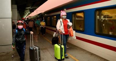 Đường sắt dự kiến chạy lại tàu từ 1.10
